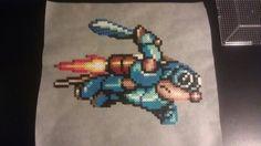 Rocket Knight!