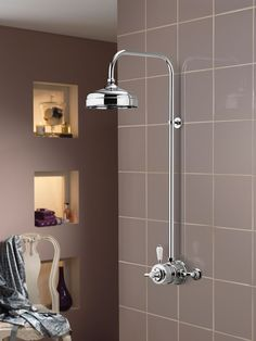 Aqualisa Aquatique Thermo Mixer Shower