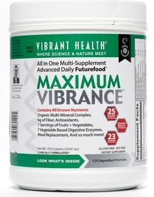 Free Shaker Bottle and Samples from Vibrant Health