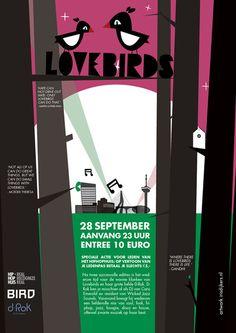 new lovebirds poster