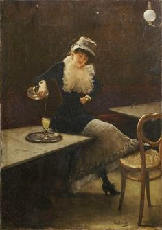 ~ Jean Georges Béraud ~ (French: 1849-1935)