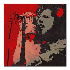 Rage Against The Machine Canvas Print Rage Against The Machine, Canvas Prints, Live, Painting, Art, Art Background, Photo Canvas Prints, Painting Art, Kunst