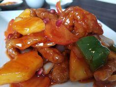 @yelp @yelpHouston @yauatchahouston #sweetandsour #pork #pineapple #pomegranate  #PTCares #ItsNeatToBeElite  #dim #sum #Chinese #dimsum #foodie #foodblogger #foodvlogger #vlogger #foodporn