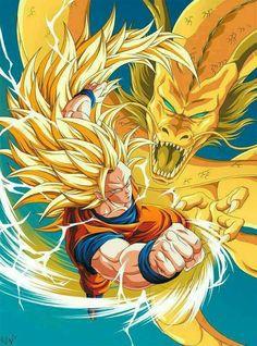 Isn't it cool? Dragon Ball Gt, Goku Ssj3, Arte Dc Comics, Akira, Anime Art, Goku Wallpaper, Black Goku, Epic Characters, Vinland Saga