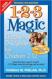 1-2-3 Magic Discipline Method has been great for my little man. We started around 16 months with simple counting and we rarely get to time out.