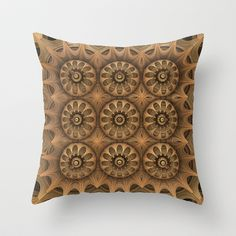 CenterViewSeries276 Throw Pillow by fracts - fractal art - $20.00