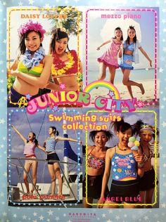 Japanese Street Fashion, Korean Fashion, Kpop Posters, Beach Aesthetic, Fashion Catalogue, Gyaru, Japan Fashion, International Brands, Mix N Match