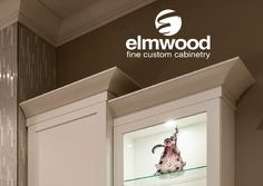 *Moulding Monday* This simple crown moulding stack is sleek and complimentary to the design. We have used EK50 with a EK346 stacker.