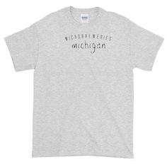 MICROBREWERIES/michigan/Short-Sleeve T-Shirt/front-backprint