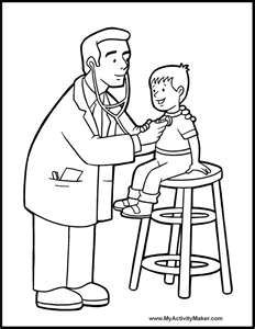 Doctor Coloring Sheets doctor coloring pages sheets boyama sayfalar boyama Doctor Coloring Sheets. Here is Doctor Coloring Sheets for you. Doctor Coloring Sheets doctor coloring pages footage amazing nursing coloring pages. Free Printable Coloring Pages, Coloring Book Pages, Doctor For Kids, Community Helpers Preschool, Coloring Sheets For Kids, Kids Coloring, Colouring Sheets, Colorful Pictures, Preschool Activities