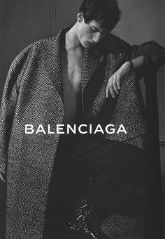 Balenciaga campaign