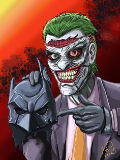 Joker - New 52 by ikarow on deviantART