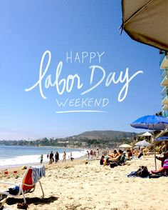 Where are you headed to this Labor Day Weekend? Share your Labor Day plans and photos with us!