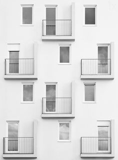 6:6:6, balconies | Architecture. Architektur | Photo: Igor Bakotic |