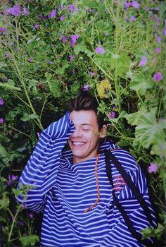 Harry Styles, Another Man Magazine