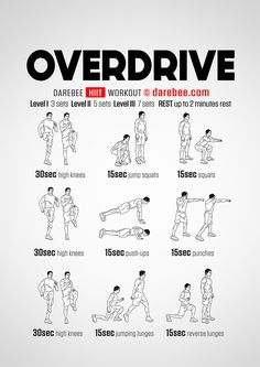 Overdrive Workout