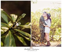 Military engagement session rubidiacphotography.com » Central Valley Portrait and Wedding Photographer
