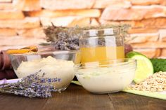 Natural beauty product ingredients