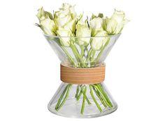 Veneer Maljakko / Veneer Vase With Veneer Ring #Muurla