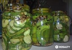 Pickles, Cucumber, Food, Gastronomia, Essen, Meals, Pickle, Yemek, Zucchini