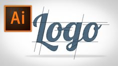 How to Make a Logo in Illustrator - KD #6