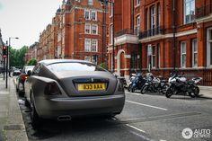Rolls-Royce Wraith 6