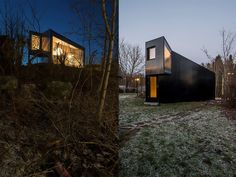 Tiny wedge-shaped writer's cottage is the ultimate creative re...