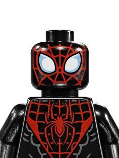 Miles Morales - Personajes - LEGO.com