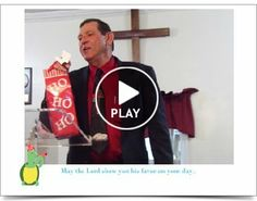 The Old Landmark's Pastor, Clenard Thornsberry, will celebrate his birthday on May 5. Everyone from TOL prays you have a wonderful day.  Happy Birthday! Pastor Thornsberry! Click video to enjoy scenes from Pastor Thornberry's Year In Review.....