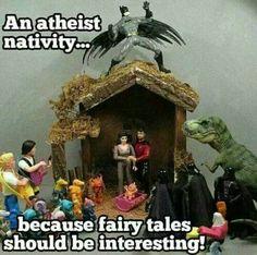 #atheism #atheist #nativity