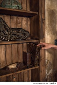 Dom urządzony w stylu The Elder Scrolls