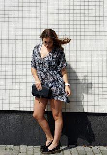 NathalieeHerman Blog:                  Sukienka: C&A Katana: BigStar T...