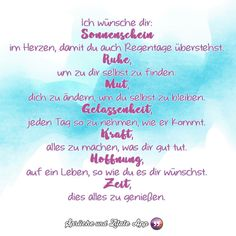 leben - Sprüche & Zitate What Is Poverty, Happy Love Quotes, Remember Who You Are, Happy B Day, Self Confidence, Special Education, Birthday Wishes, Happy Birthday, Vignettes