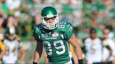Catching Up With Chris Getzlaf - Saskatchewan Roughriders Go Rider, Saskatchewan Roughriders, Green Colors, Football Helmets, Pride, Fan, Baseball, Future, Places