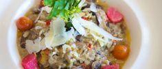 Portobello Mushroom Risotto Recipe