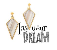 Happy Monday Folks! Lookie here - One of our many gorgeous new arrivals from our all-time favorites, @Dana Arbib - A Peace Treaty. These Atiin Earrings are gold plated and feature a jaw droppingly gorgeous agate stone. Handmade in India.   HK $1,570  Www.the9thmuse.com  #motivationalmonday #lifequotes #agate #stone #naturalstone #apeacetreaty #newyork #handmade #India #the9thmuse #t9m #hongkong #dreambig #liveyourdream #freeshipping #worldwide