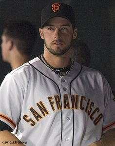 Sometimes guys just look sexier with their clothes on Chicago guy, interested in guys, boots, uniforms and anything else that tickles what ever. Famous Baseball Players, Soccer Players, Giants Players, My Giants, Giants Baseball, Mlb Pitchers, Baseball Uniforms, Thing 1, Better Baseball