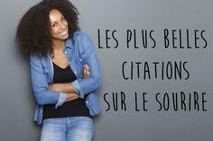 Citations sourire : Album photo - aufeminin