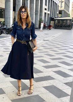 Workwear Fashion, Office Fashion, Work Fashion, Fast Fashion, Style Fashion, Parisian Chic Style, Preppy Style, Mode Outfits, Fashion Outfits