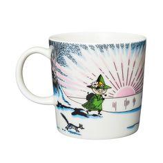 Moomin winter season mug 2017 Christmas Mugs, Christmas Balls, Moomin Mugs, Silver Christmas Decorations, Tove Jansson, His Dark Materials, Wooden Animals, Porcelain Ceramics, Mug Shots