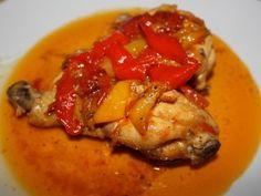 Pollo alla romana con la ricetta della sora Lella