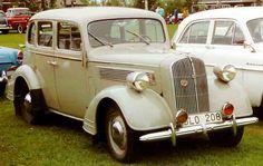 1938 - Opel Super Six De Luxe 4-Door Limousine