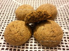Receitas da Romy: Biscoitos de chocolate