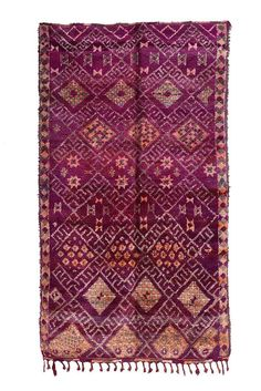 Vintage high-quality Moroccan rug hand crafted by Berber women from the Beni Mguild tribe in Moroccos Middle Atlas Mountains. The rug will look magnificent in any space, adding a breathtaking touch to your interior decor.  ✧ Size: 511 x 114 ft (180 cm x 344 cm) ✧ Age: Vintage ✧ Condition: Excellent. Professionally cleaned prior to dispatch. ✧ Care: Vacuum clean, from side to side (not end-to-end), with beater bar set high.  ∼ ∼ ∼ ∼ ∼ ∼ ∼ ∼ ∼ ∼ ∼ ∼ ∼ ∼ ∼ ∼ ∼ ∼ ∼ ∼ ∼ ∼ ∼ ∼ ∼ ∼ ∼ ∼ ∼ ∼ ∼ ∼ ∼ ∼…