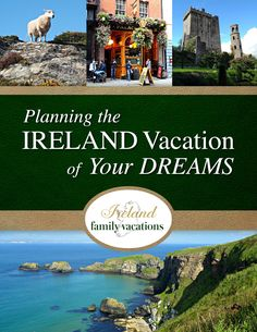 Your step-by-step guide to planning the Ireland vacation you've been dreaming of!  Jody Halsted, publisher of IrelandFamilyVacations.com, guides you through every aspect of vacation planning…
