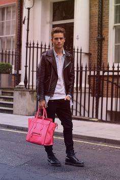 Pelayo Diaz - My London Uniform