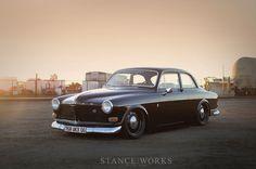Slammed Volvo Amazon 122 1966