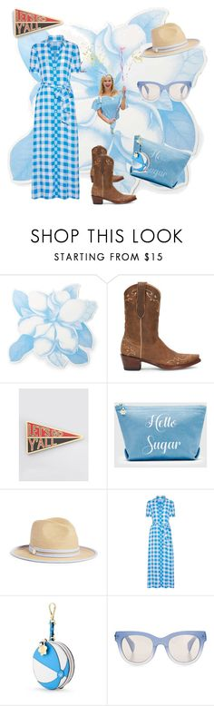 """Y'all"" by chauert ❤ liked on Polyvore featuring Draper James, reecewitherspoon and draperjames"