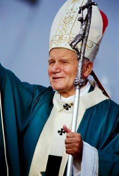 Lovely Saint Jean Paul II
