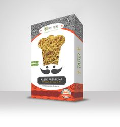 Pasta package design by Visual Edge Package Design, Packaging, Pasta, Coffee, Drinks, Food, Drinking, Beverages, Meal